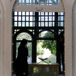 Tombe van Hafez Shiraz Iran