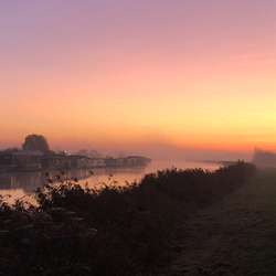 Zon Opkomst Doesburg-Angerlo