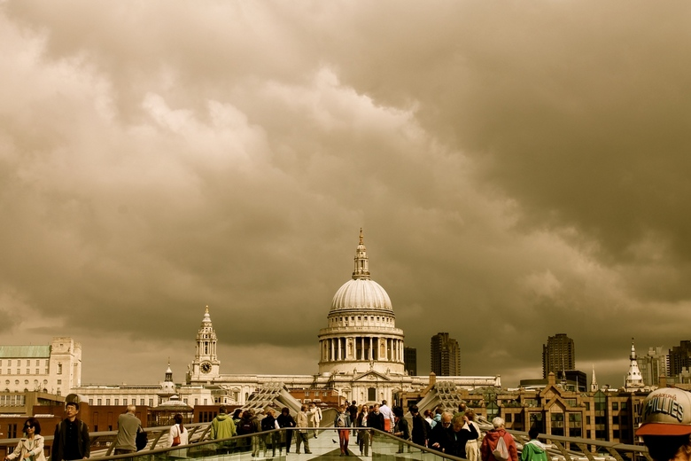 Paul - St Pauls Cathedral London august 2014