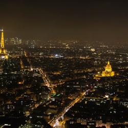 Parijs - Uitzicht Tour Montparnasse