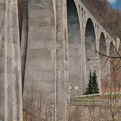 Spoorviaduct Willingen.