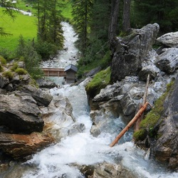 Mayrhofen by summer