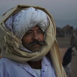 Kamelen Handelaar