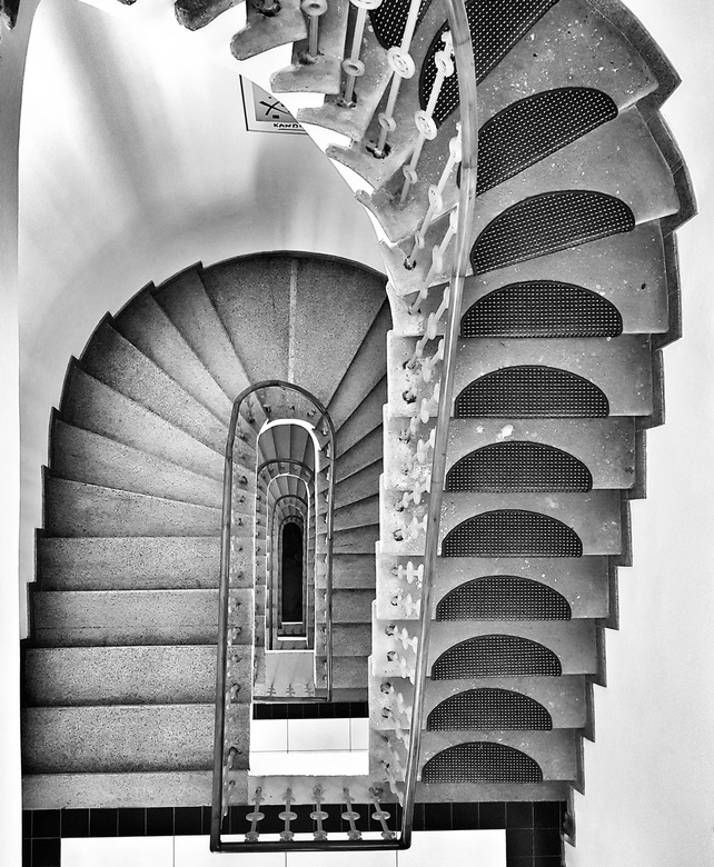 staircase Prague