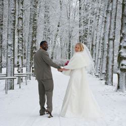 Sneeuwhuwelijk 1