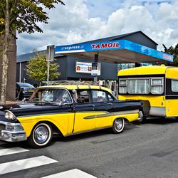 Ford Custom 300 Sedan 1958 (9398)