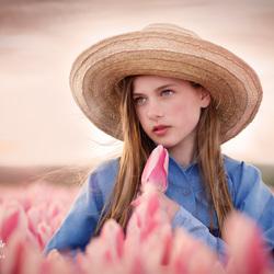 mariellevlaarfotografie. Alyssa tulips
