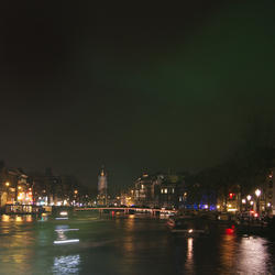 IMG_0391 Aurora Boralis over Amsterdam?