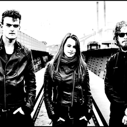 Hardrockband #1 - Grafische versie