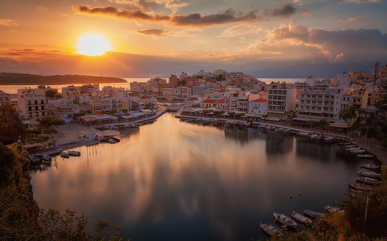 Good Morning, Agios Nikolaos
