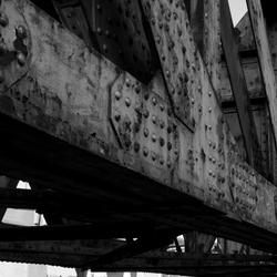 Bergse spoorbrug