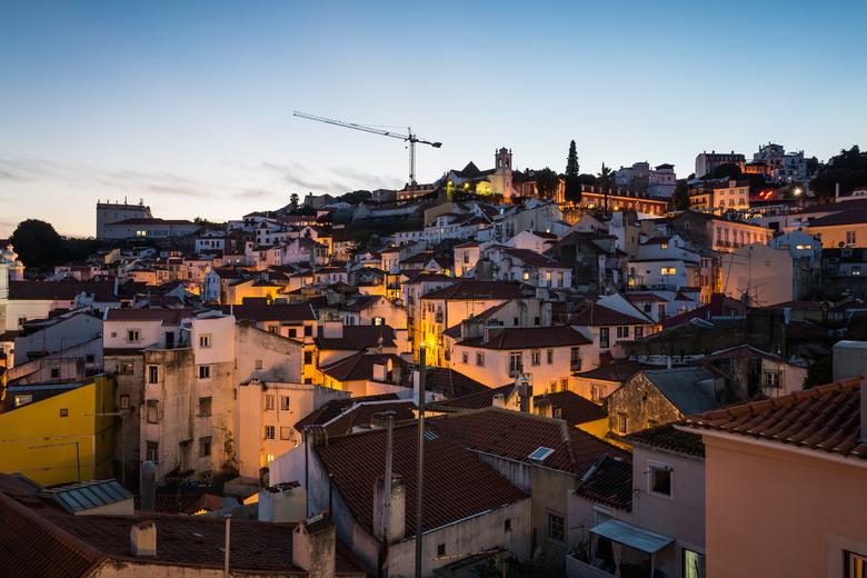 Lissabon - Een rondreis in Portugal bracht ons uiteindelijk naar Lissabon. Een heerlijke stad om in rond te slenteren, een terrasje te pikken en lekke