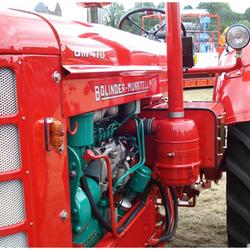 Tractor of trek-tor...