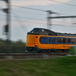 Intercity richting Zwolle..!