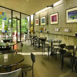 Cafetaria,Vigelandpark 22.