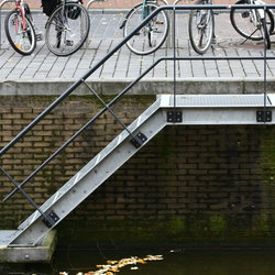 trap in Leeuwarden