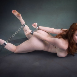 Redhead in Trouble