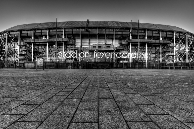 Stadion Feyenoord - Stadion Feyenoord
