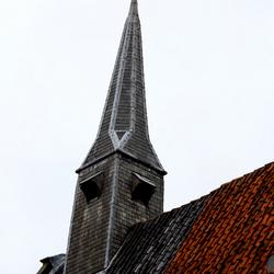 Kerktoren in Groningen