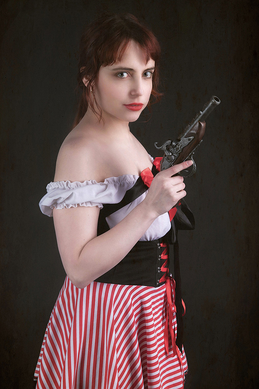 me and my pistol - Zara Liore