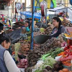 markt Arequipa