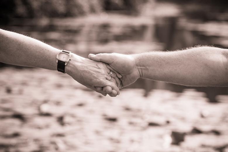 True Love - Mijn ouders zijn vandaag 35 jaar getrouwd. In hun eer heb ik een mooie fotoshoot mogen maken.