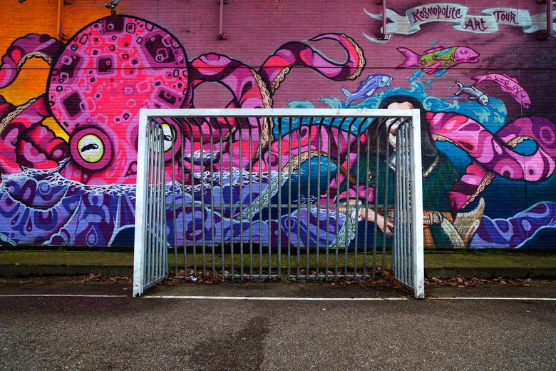 Urban playground  - Hoe tof zijn onze Amsterdamse speeltuinen!