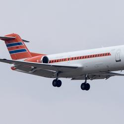 Fokker F70 - Koningin Beatrix
