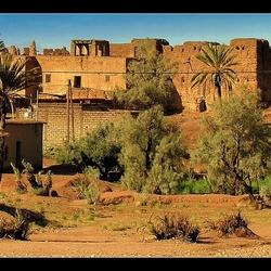 Vallei van de 1000 kasbah's