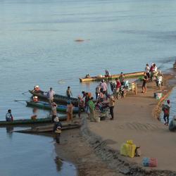 Stoeng Treng Cambodja