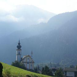Kerkje in Oostenrijk