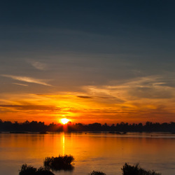 Kong Island  @ Sunrise