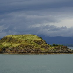 maiden island, Schotland