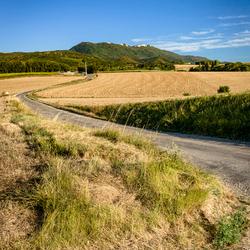 Landschap a la Drome