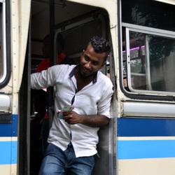 Sri Lanka openbaar vervoer