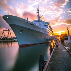 Het Stoomschip Rotterdam