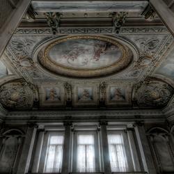Belgische vervallen villa