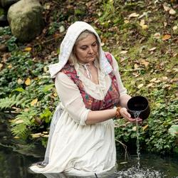 Het water vrouwtje