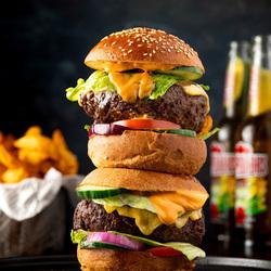 Double Burgers