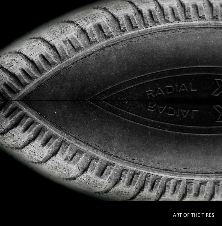 Art of the tires -