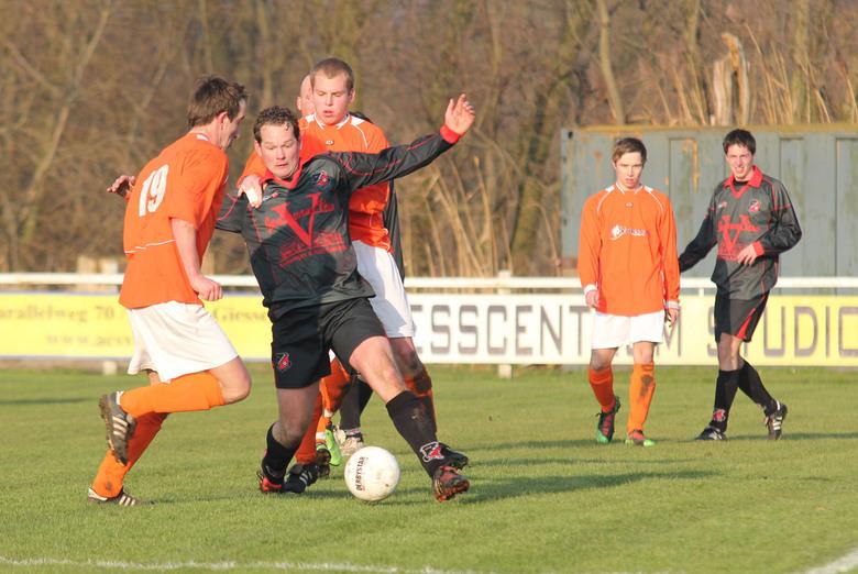 Zuilichem - TEC - Een van de weinige wedstrijden die door ging in de buurt.