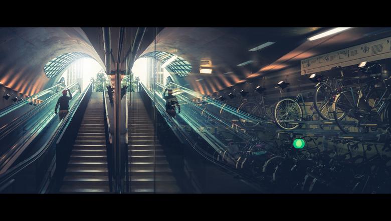 Cyclic - [view full screen in a dark setting]