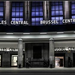 Brussel Centraal...