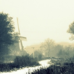 when the snow has fallen, the world seems so deceptively peaceful