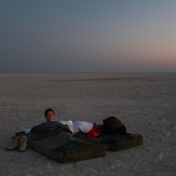 Ontwaken in de Makgadikgadi