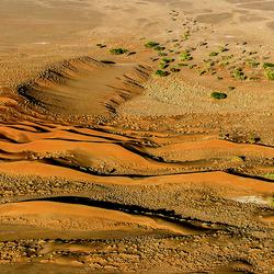 Sosusvallei Namibie.