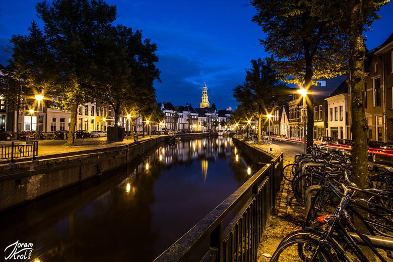 Hoge en Lage der AA - Een foto geschoten in Groningen door Joram Krol