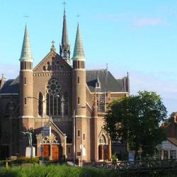 Nederland Alkmaar , St.Josephkerk