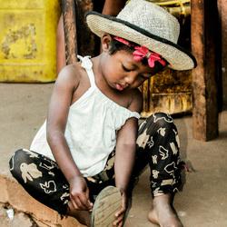 Malagasi meisje