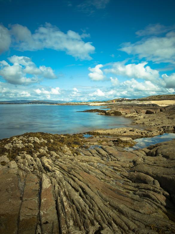 Coral Beach - Mooi als het weer meezit op Coral Beach Ierland.
